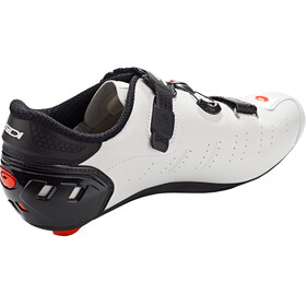 Sidi Ergo 5 Carbon Shoes Herre white/black